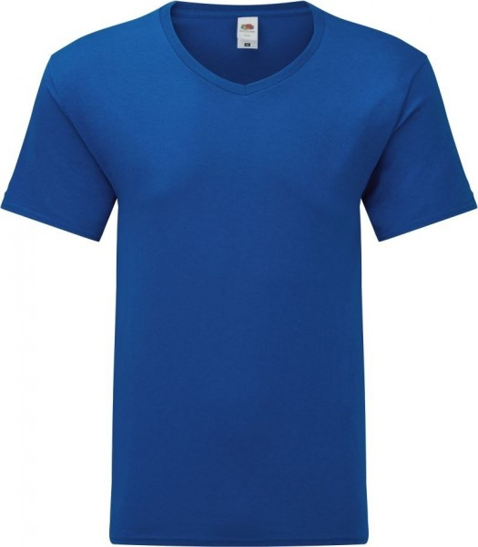 Iconic 150 V-Neck T Fruit of the Loom