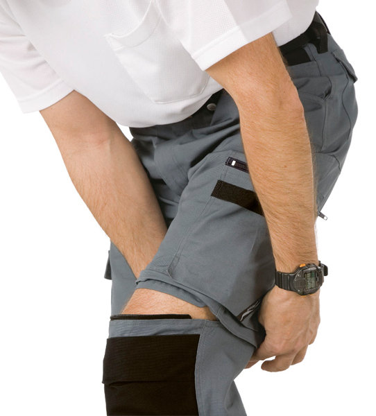 wikland 1401 werkzeug hose zip off herren arbeitshosen workwear hosen arbeitsbekleidung. Black Bedroom Furniture Sets. Home Design Ideas
