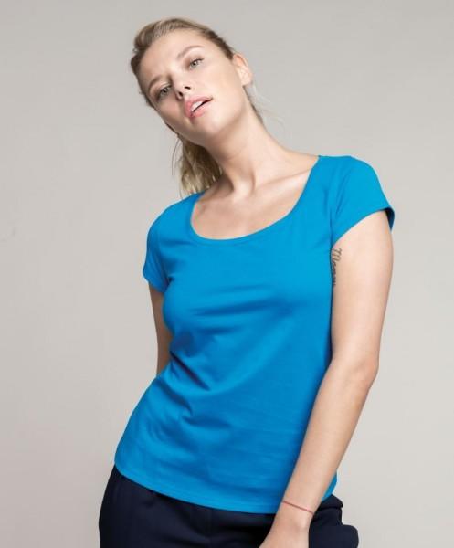 ad43ad42b5b4d1 Kariban K384 Damen T-Shirt
