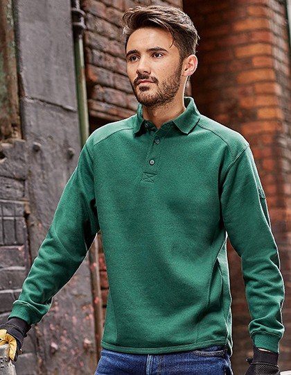 Workwear Polo Sweater Russell 012M