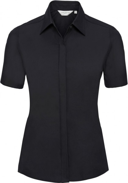 Russell 961F Ultimate Stretch Bluse kurzarm