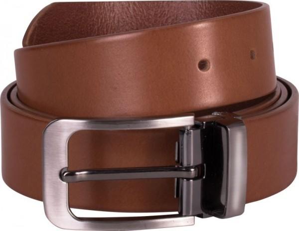 Classic Leather Belt Kariban KP808