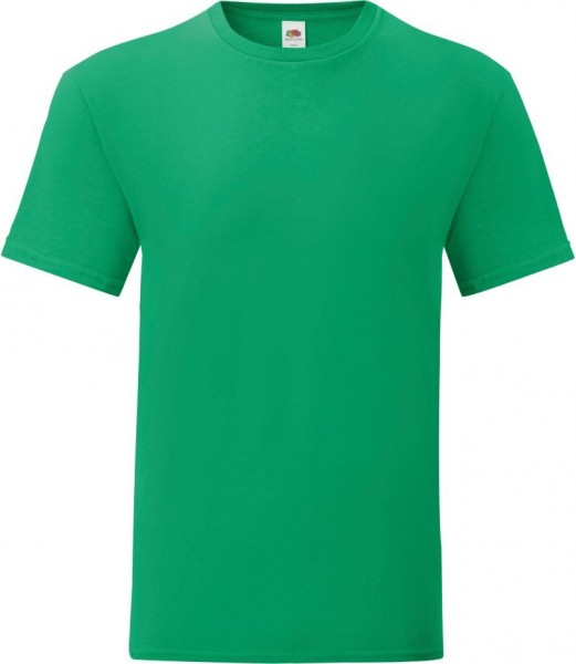Herren Iconic T-Shirt Fruit of the Loom 1430