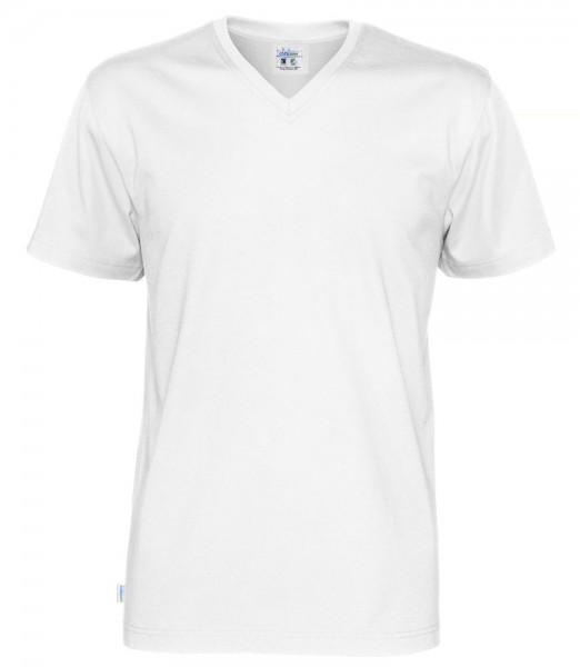 Cottover 141022 T-Shirt V-Neck Man 100% Organic Baumwolle