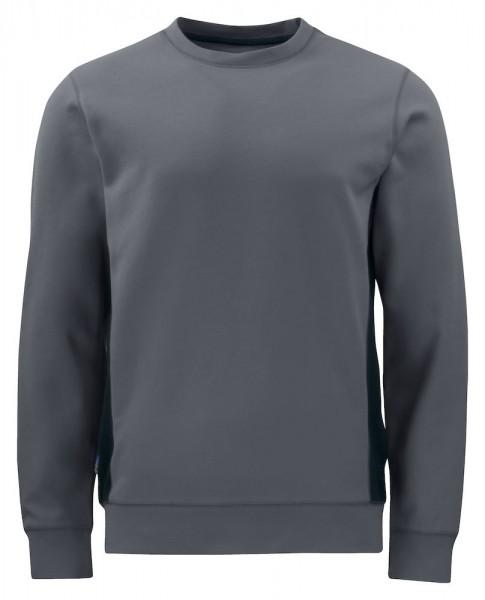 ProJob 2127 Sweatshirt mit Kontrastelementen