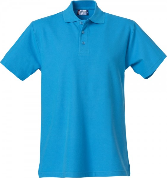 Poloshirt Basic Royalblau Business & Industrie Kleidung
