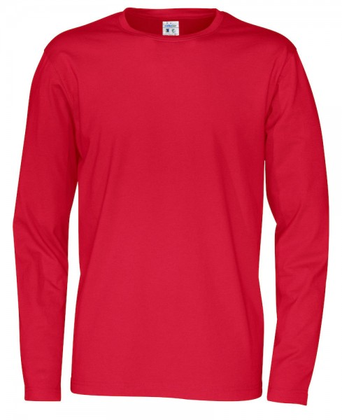Cottover 141020 T-Shirt LS Man 100% Organic Baumwolle