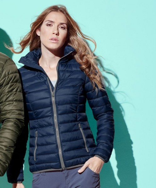 Active Padded Jacket Women Stedman ST5300